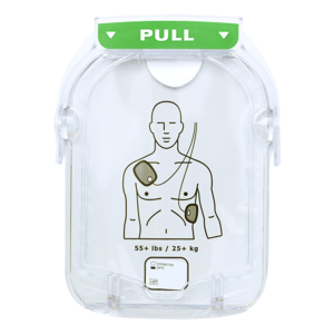 Philips Heartstart HS1 Adult electrode pads