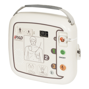 CU Medical i-PAD SP1 semi-automatic AED with Free Accessories