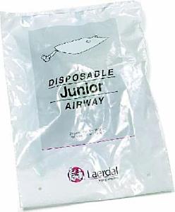 Laerdal Resusci Junior / Little Junior Replacement Airways ( 100 pieces)