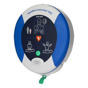 Heartsine Samaritan PAD 500P AED With FREE accessories