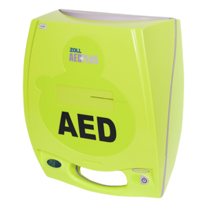 Zoll AED Plus fully-automatic AED with FREE accessories