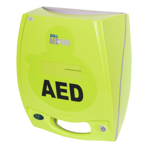 Zoll AED Plus semi automatic AED with FREE accessories