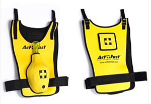 Act Fast Anti-Choking Training Vest for Children