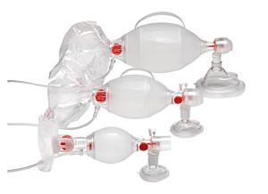 Ambu SPUR II Volwassene met afneembaar zuurstofreservoir voor demand valve aansluiting en masker #5