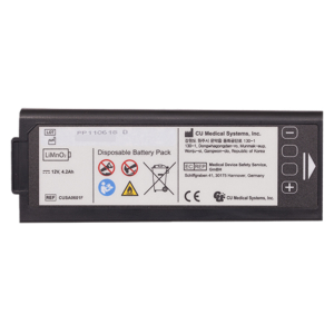CU Medical i-PAD NF-1200 battery