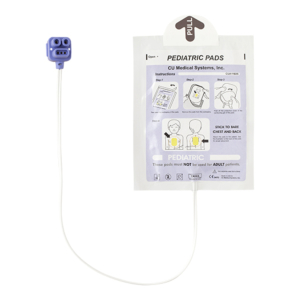 CU Medical i-PAD SP1 paediatric electrode pads