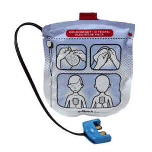 Defibtech Lifeline view Paediatric Electrode Pads