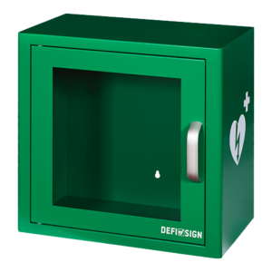 DefiSign AED Universal Wall Cabinet
