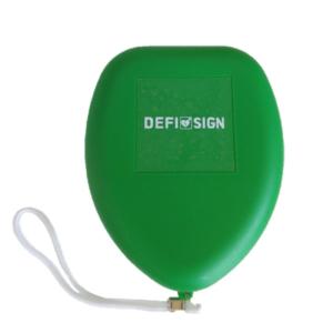DefiSign Breathing Mask