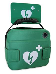 AED Ilcor universal wall rack
