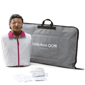 Laerdal Little Anne QCPR with dark skin