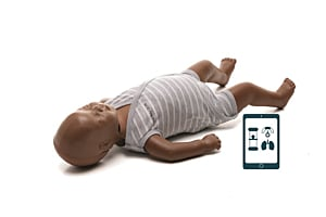 Laerdal Little Baby QCPR (Dark skin)