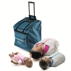 Laerdal Little Family Pack - Dark Skin