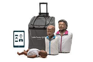 Laerdal Little Family QCPR, Dark skin