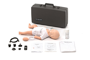 New Resusci Baby QCPR with airway head