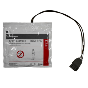Physio-Control Lifepak Quick-Combo adult electrode pads