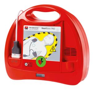 Primedic Heartsave PAD semi-automatic AED