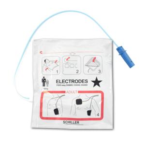 Schiller Fred Easyport adult electrode pads