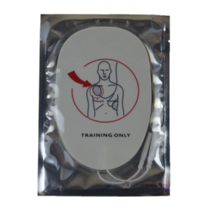 Adult training electrodes for the Universal AED Trainer